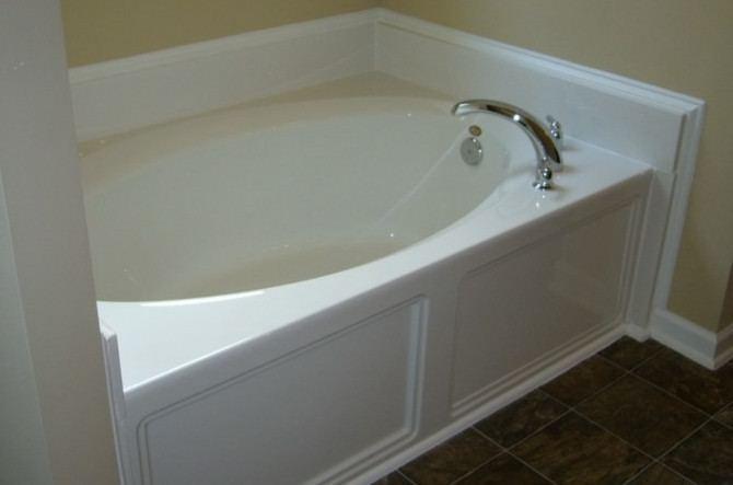 Fiberglass Bathtub Fiberglass Tub