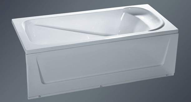 Skirted Bathtub