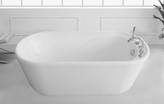 53 inch bathtub inches long 55 inch acrylic free standing soaking tub 1400mm